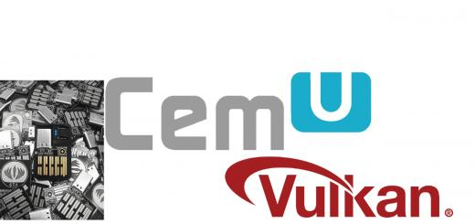 News: Cemu 1.16.0b (Wii U emulator), with Vulkan support, finally released with public availability in 4 days; Gamecart-sized Payload Injector for the Switch called DragonInjector put up for sale and sells out quickly!