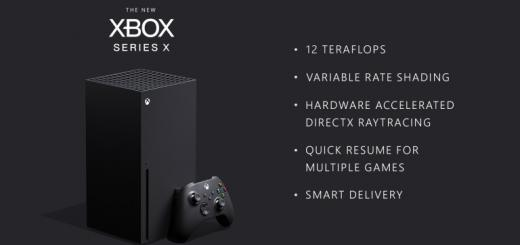 XBOX News: Microsoft confirms XBOX Series X main specs including 12 TeraFlops of GPU Power, SSD Storage, 120FPS support and much more - Full compatibility with the XBOX One Titles also promised!