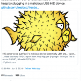 PlayStation 4 News: TheFlow reports that a dongle jailbreak could not be made with a recent vulnerability found in FreeBSD due to Sony implementing their own HID descriptor - No updates on upcoming FW 6.20 hack